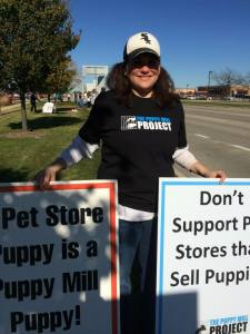 puppymill protest